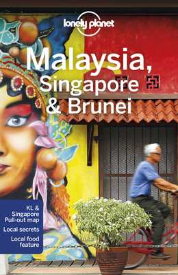 Lonely Planet Malaysia, Singapore & Brunei 14 (Multi Country Guide) Cover Image