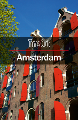 Time Out Amsterdam City Guide: Travel Guide (Time Out Guides) Cover Image
