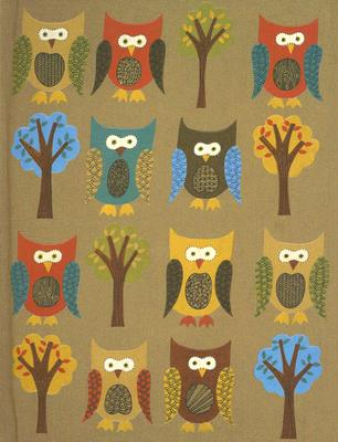 Owls Journal Cover Image