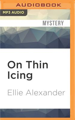 On Thin Icing (Bakeshop Mystery #3) Cover Image