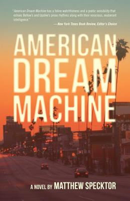 American Dream Machine Cover Image