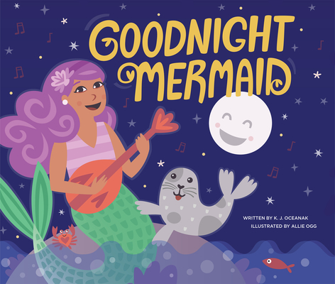 Goodnight Mermaid Cover Image