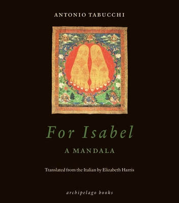 Cover for For Isabel