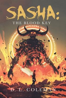Sasha: The Blood Key Cover Image