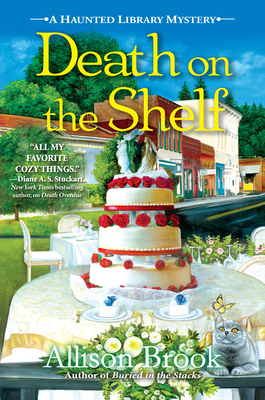 Death on the Shelf: A Haunted Library Mystery Cover Image