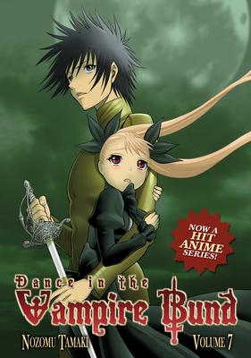 Dance in the Vampire Bund Vol 7 Cover