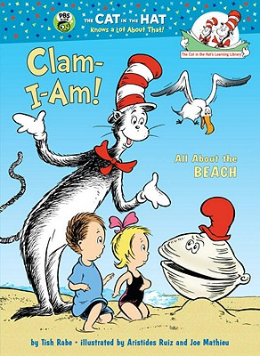 Clam-I-Am! Cover