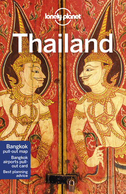 Lonely Planet Thailand 18 (Travel Guide) Cover Image