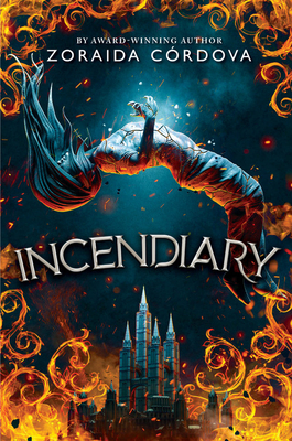 Incendiary (Hollow Crown #1) Cover Image