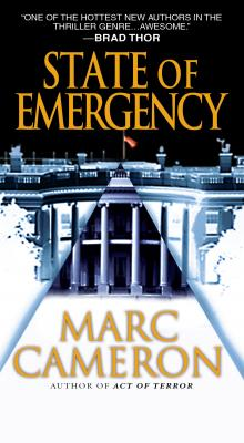 State of Emergency (A Jericho Quinn Thriller #3) Cover Image