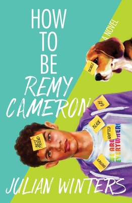How to Be Remy Cameron Cover Image