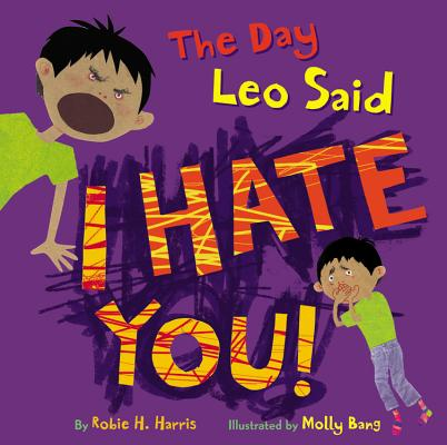 The Day Leo Said I Hate You! Cover