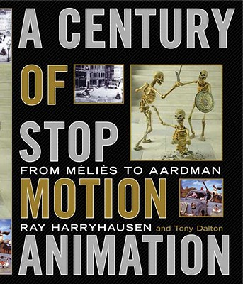 A Century of Stop-Motion Animation Cover