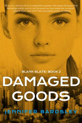Damaged Goods (Blank Slate) Cover Image