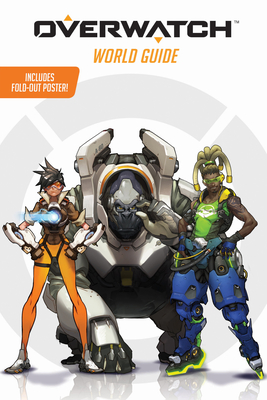 Overwatch: World Guide (Official) Cover Image