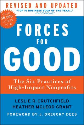 Forces for Good: The Six Practices of High-Impact Nonprofits Cover Image