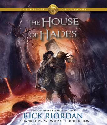 The Heroes of Olympus, Book Four: The House of Hades Cover Image