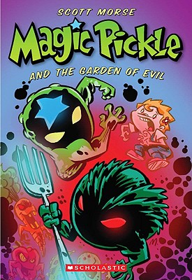 Magic Pickle And The Garden Of Evil Cover