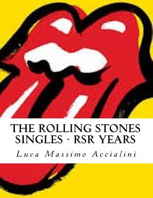 The Rolling Stones Singles - RSR Years Cover Image
