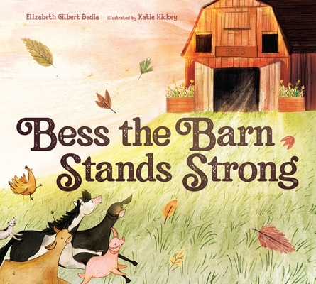 Bess the Barn Stands Strong Cover Image
