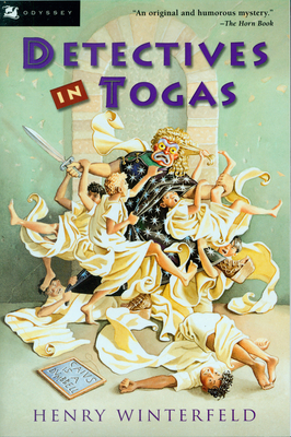 Detectives in Togas Cover Image