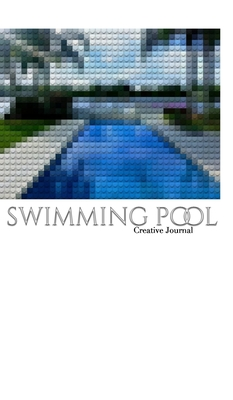 swimming pool sir Michael Artist creative blank page journal Cover Image