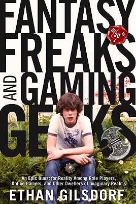 Fantasy Freaks and Gaming Geeks Cover