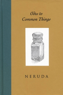 Odes to Common Things Cover Image