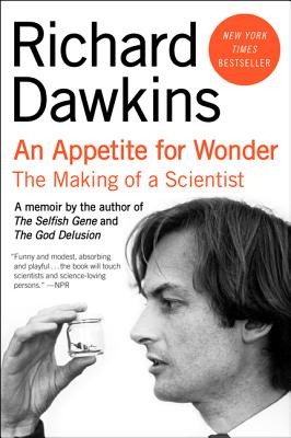An Appetite for Wonder: The Making of a Scientist Cover Image