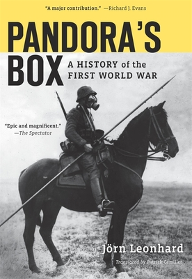 Pandora's Box: A History of the First World War Cover Image