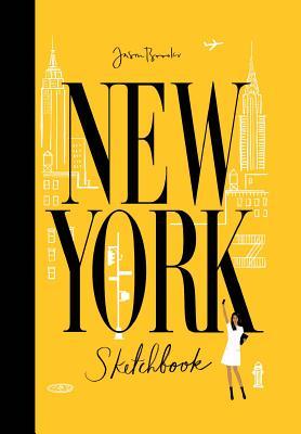 New York Sketchbook Cover Image