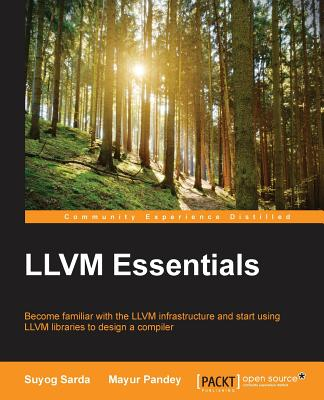 LLVM Essentials Cover Image