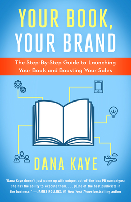Your Book, Your Brand Cover