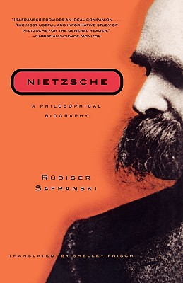 Nietzsche: A Philosophical Biography Cover Image
