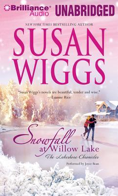 Snowfall at Willow Lake Cover Image