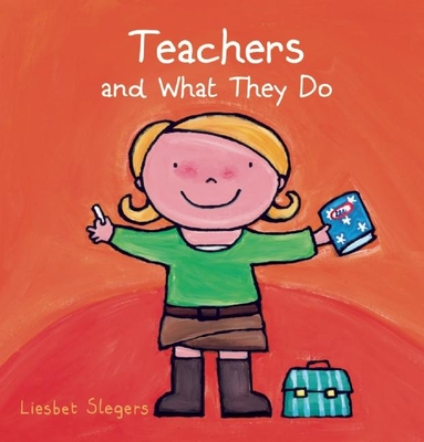 Teachers and What They Do Cover