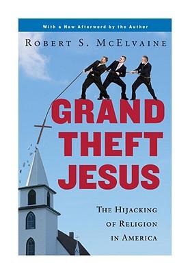 Grand Theft Jesus Cover