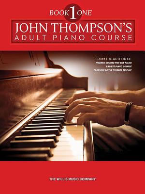 The Adult Preparatory Piano Book, Book One Cover Image