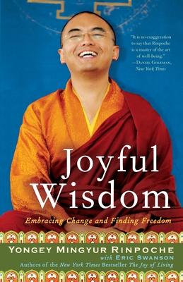 Joyful Wisdom: Embracing Change and Finding Freedom Cover Image