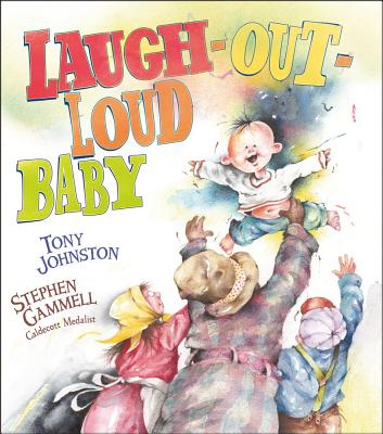 Laugh-Out-Loud Baby Cover
