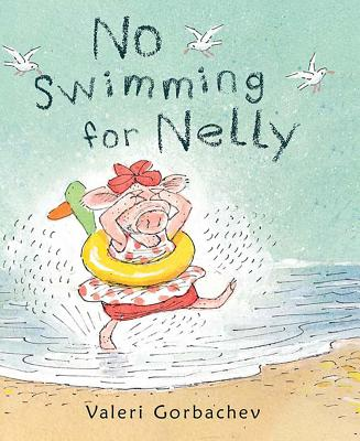 Cover for No Swimming for Nelly