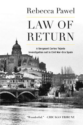 Law of Return Cover