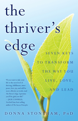 The Thriver's Edge Cover