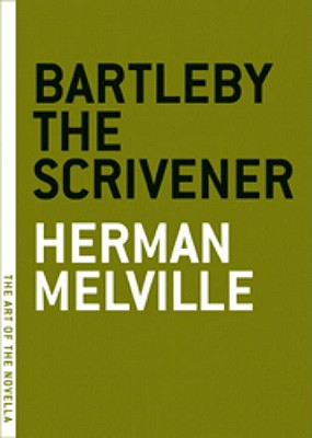 Bartleby the Scrivener Cover Image