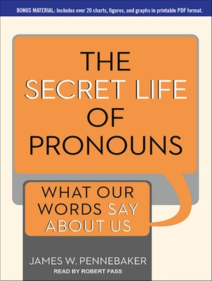 The Secret Life of Pronouns Cover