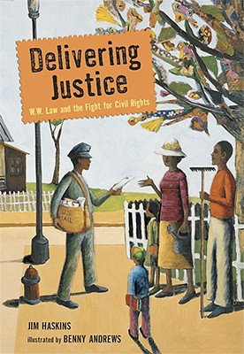 Delivering Justice Cover