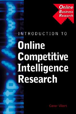 Introduction to Online Competitive Intelligence Research Cover Image