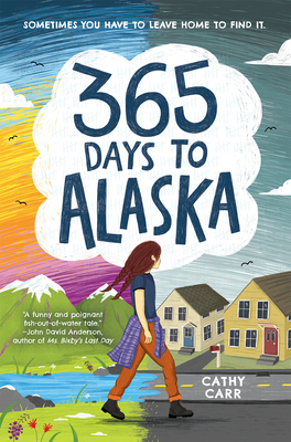 365 Days to Alaska Cover Image