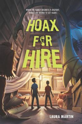 Cover for Hoax for Hire