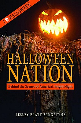 Halloween Nation: Behind the Scenes of America's Fright Night Cover Image
